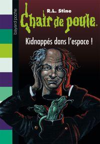 Couverture «Kidnappés dans l'espace !»