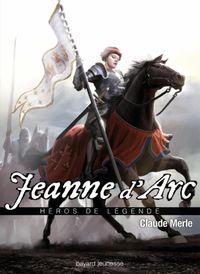 Cover of « Jeanne d'Arc »