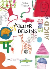 Couverture «Atelier dessin»