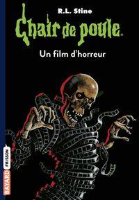Couverture «Un film d'horreur»