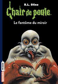 Couverture «Le fantôme du miroir»