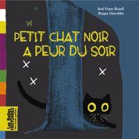 Couverture «Petit chat a peur du soir»