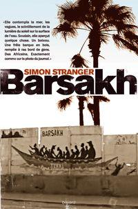Couverture «Barsakh»