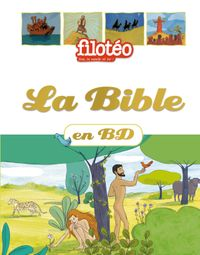 Cover of « La Bible en BD »