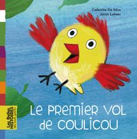 Couverture « Le premier vol de Coulicou »