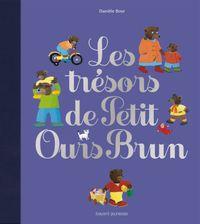 Couverture «Les trésors de Petit Ours Brun»