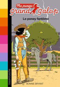 Couverture «Le poney fantôme»