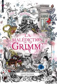 Couverture « La malédiction Grimm »