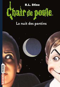 Couverture «La nuit des pantins»