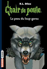 Couverture «La peau du loup garou»