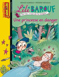 Cover of « Une princesse en danger »
