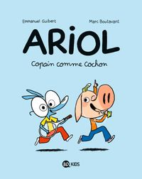 Cover of « Copain comme cochon »