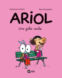 Cover of « Une jolie vache »