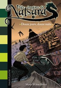 Cover of « Douze jours, douze nuits »