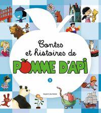 Couverture «Contes et histoires de Pomme d'Api T.3»