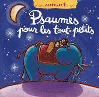 Couverture «Psaumes pour les tout-petits»