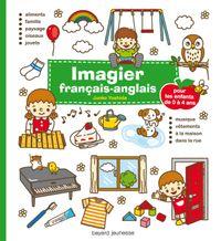 Couverture «Imagier français – anglais»