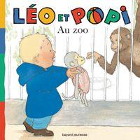Couverture «Léo et Popi – Au zoo»