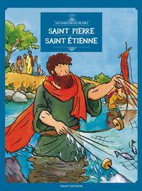 Couverture «Saint Pierre, Saint Etienne, en BD»