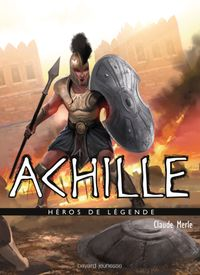 Cover of « Achille »