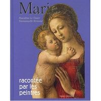 Couverture «Marie racontée par les peintres»