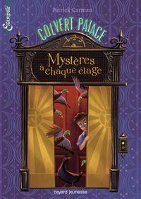 Couverture «Mystères à chaque étage»