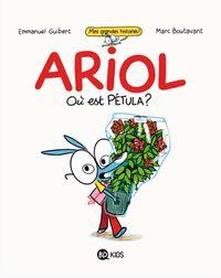 Couverture «Où est Pétula ? Collector Ariol»