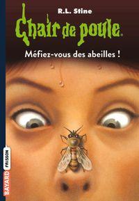 Couverture «Méfiez-vous des abeilles !»