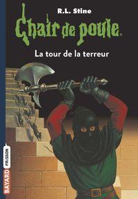Couverture «La tour de la terreur»