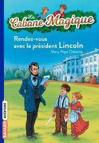 Couverture «La plume d'Abraham Lincoln»