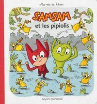 Cover of «Samsam et les pipiolis»