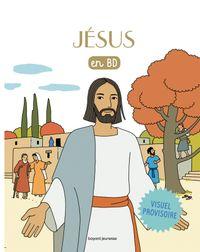 Couverture «Jésus en BD»