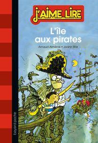 Cover of «L'île aux pirates»