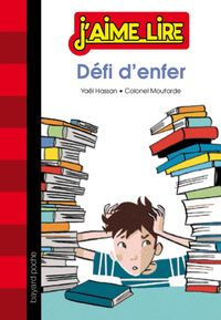 Cover of « Défi d'enfer »