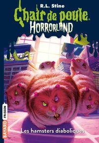 Couverture «Les hamsters diaboliques»