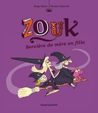 Cover of «Sorcières de mère en fille»