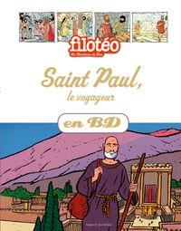 Couverture «Saint Paul le voyageur en BD»