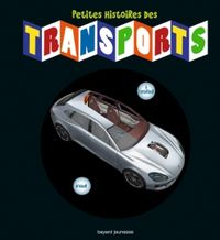 Cover of «Petites histoires des transports»