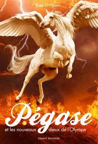 Couverture «Pégase et les nouveaux dieux de l'Olympe»