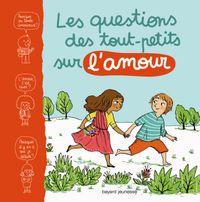 Couverture «Les questions des petits sur l'amour»