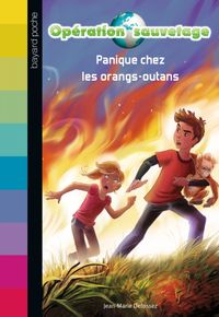 Cover of « Panique chez les orangs-outans »