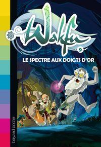 Cover of «Le spectre aux doigts d'or»