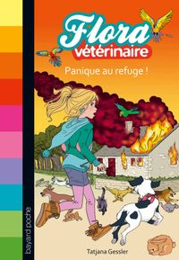 Couverture « Panique au refuge ! »