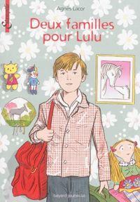 Couverture «Deux familles pour Lulu»