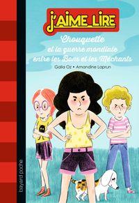 Cover of «Chouquette et la guerre mondiale entre les bons et les méchants»