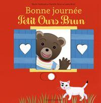 Cover of «Bonne journée Petit Ours Brun»