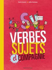 Couverture «Verbes, sujets et compagnie»