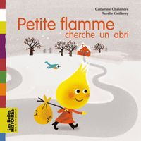 Cover of «Petite flamme cherche un abri»