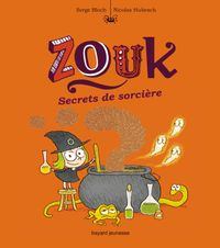 Cover of « Secrets de sorcière »
