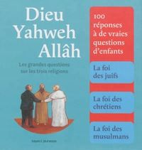 Cover of « Dieu, Yahweh, Allah »
